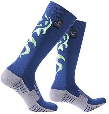 Waterproof kayaking socks