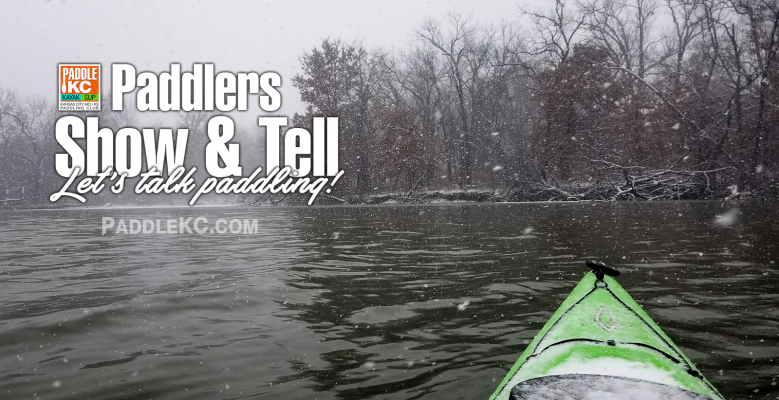Winter Kayak Camping Show & Tell