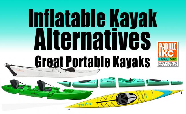 Inflatable Kayak Alternatives