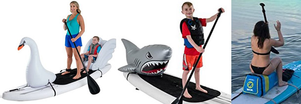 SUP Paddleboard costumes