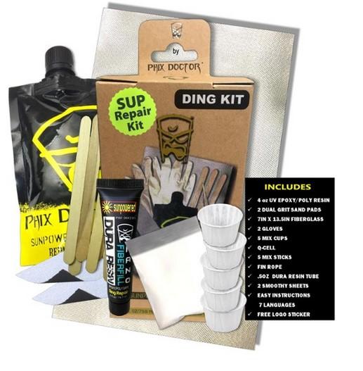 SUP Hard Board Repair Kit