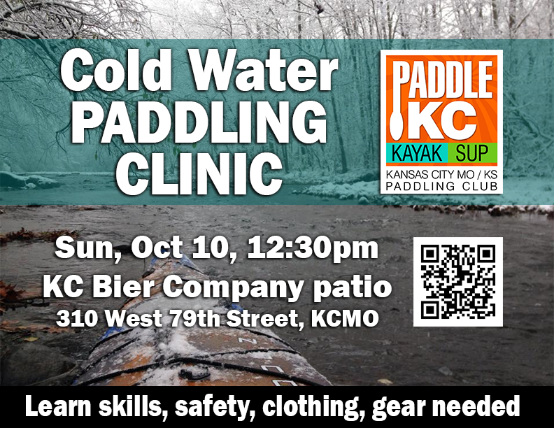 Cold Water Paddling Clinic