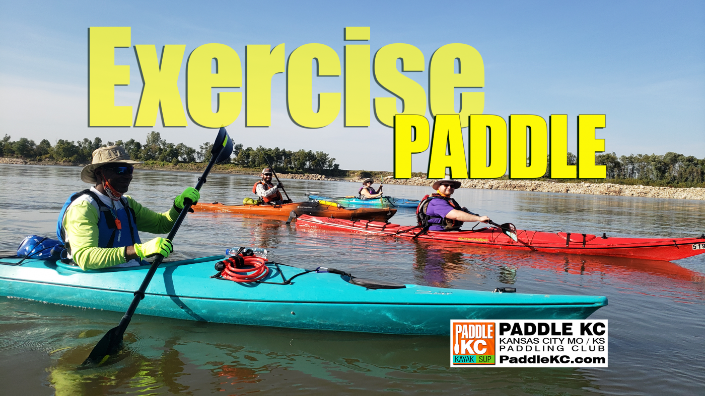 Exercise Paddle with Paddle KC