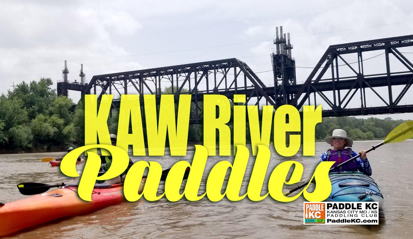 Kansas (Kaw) River Paddles
