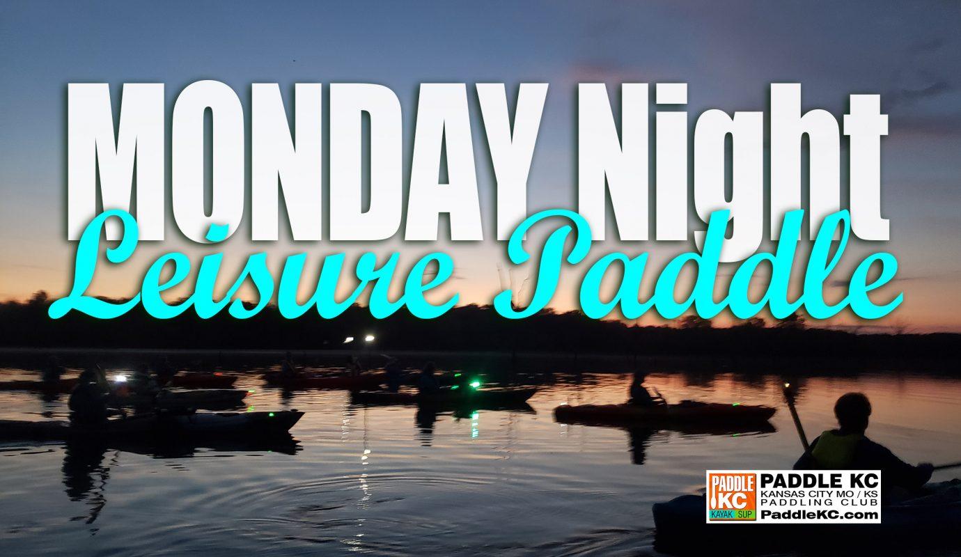 Monday Night Paddle in Kansas City