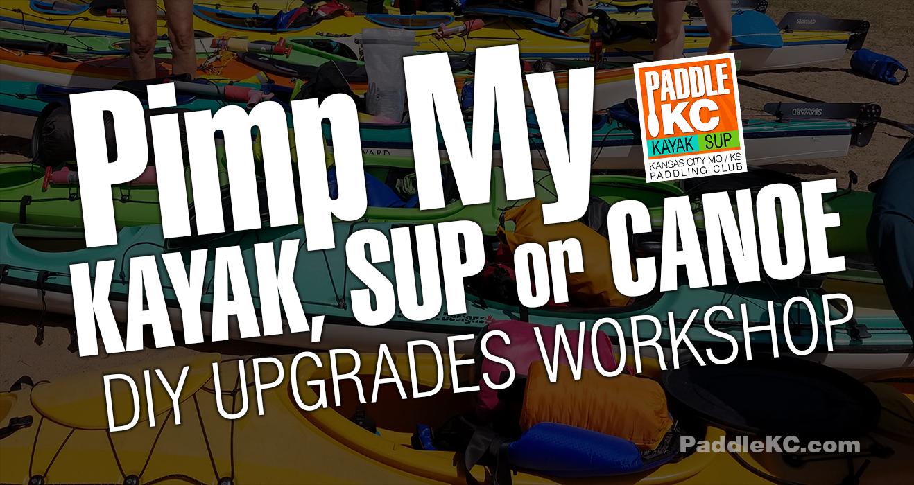 Pimp My Kayak SUP Canoe