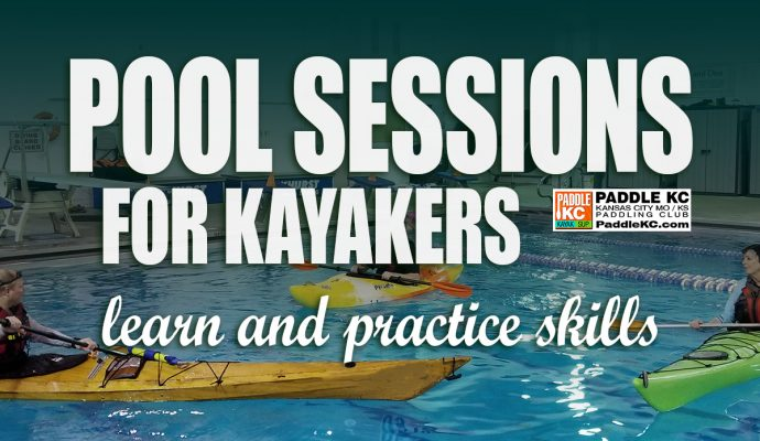 Pool Sessions for Kayakers in Kansas City Area
