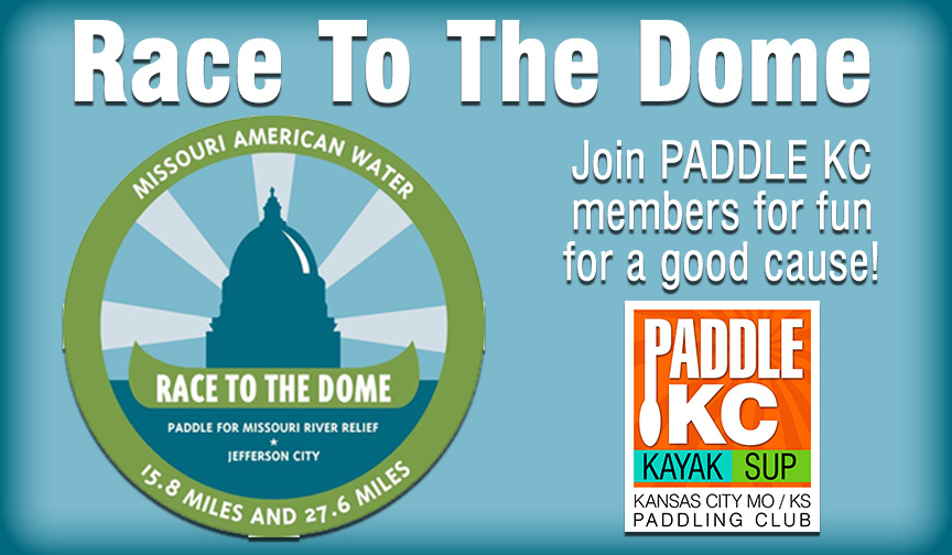 Race To The Dome with Paddle KC
