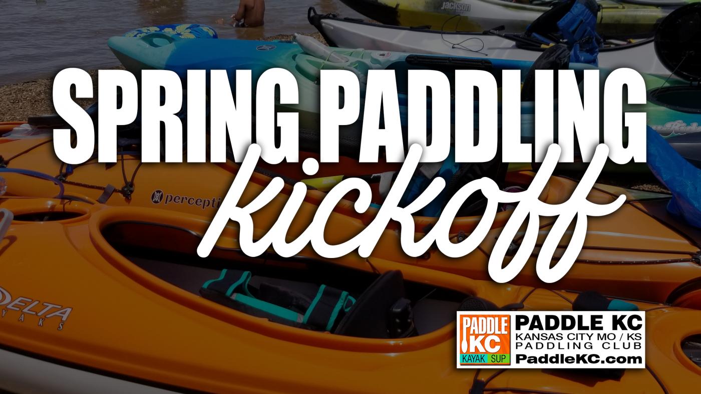 Spring Paddling Kickoff in Kansas City