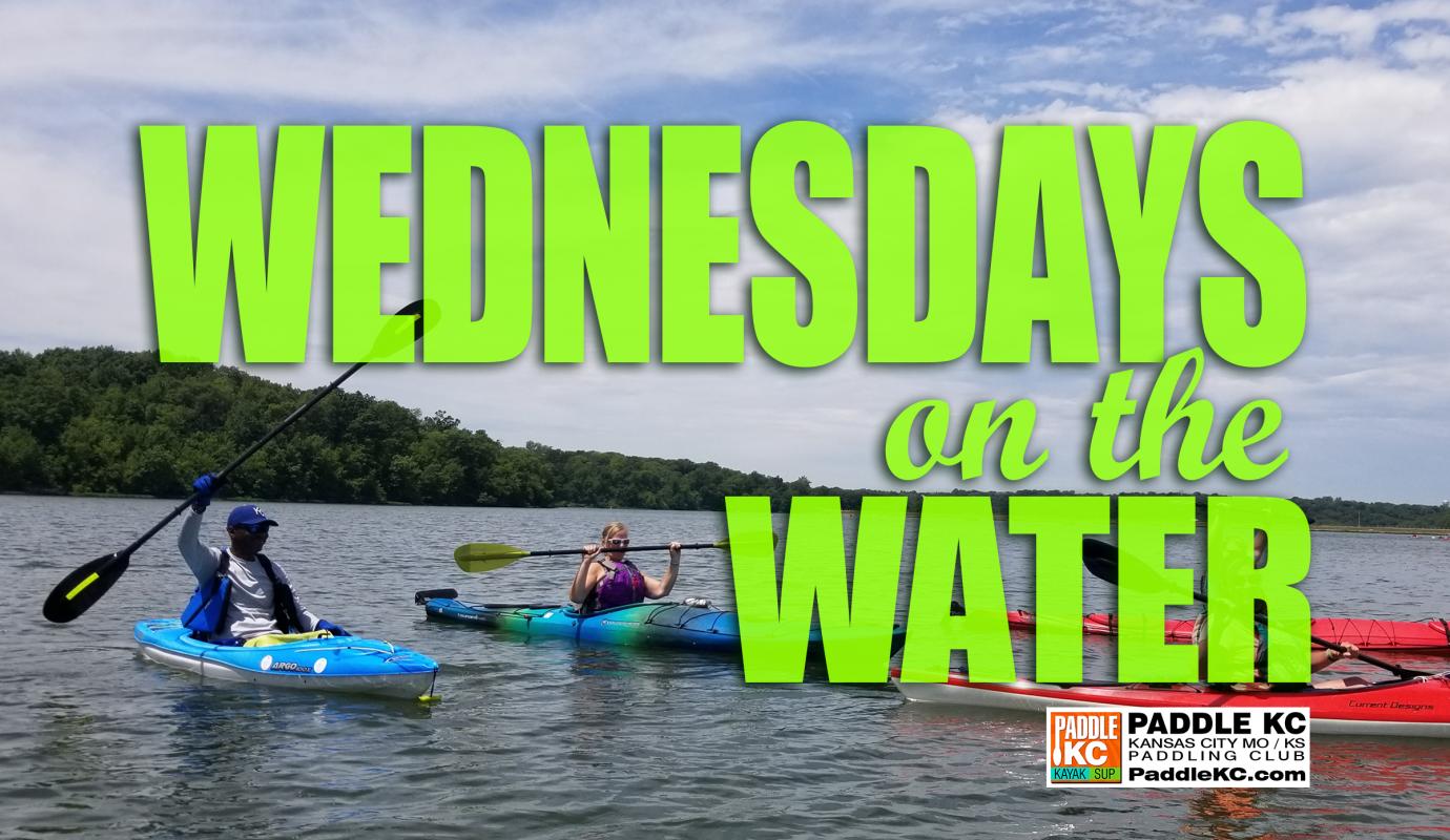 Daytime Wednesday Paddles in Kansas City