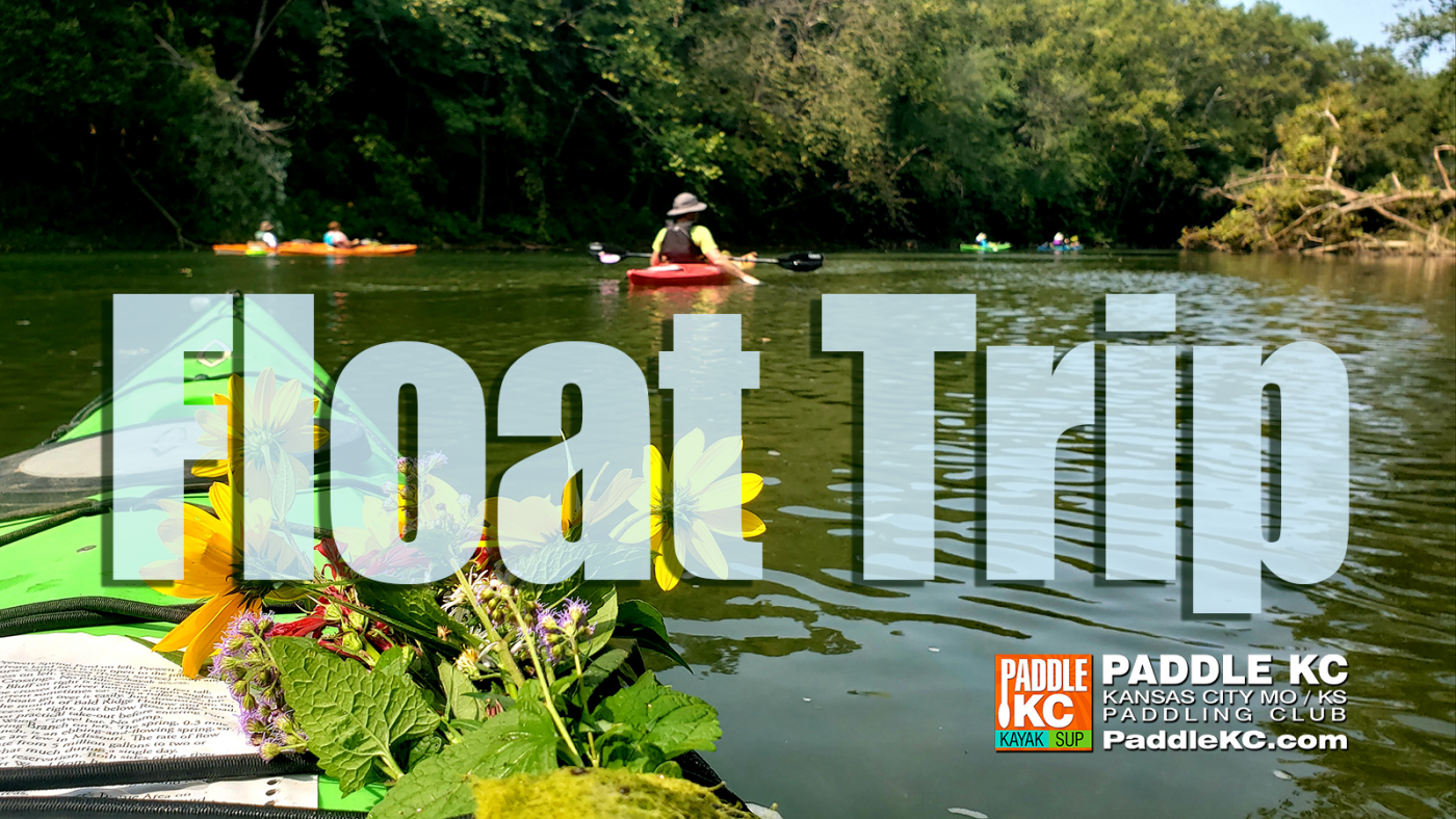 Paddle KC Float Trip