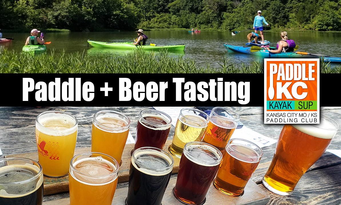 Paddle and Beer Tasting Kansas City